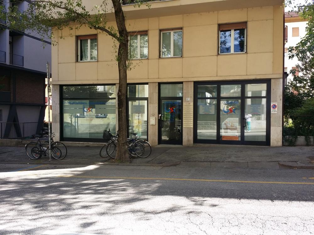Centro BSC Trento - Come si accede ai Centri